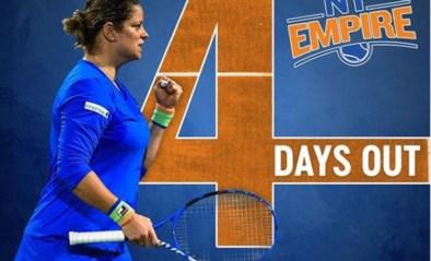 Kim Clijsters begint vandaag aan (onzekere) Missie US Open