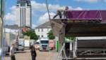 Eerste kermis sinds corona: Sint-Pietersplein klaar voor tien dagen Gentse zomerkermis