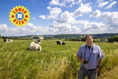 """Op stap met weerfotograaf Robin: """"Ik hou van Kluisbergen, het is alsof je een postkaartje binnenwandelt"""""""