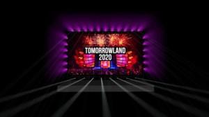 Naar Tomorrowland in een openluchtbioscoop, inclusief vuurwerk en 'special effects'