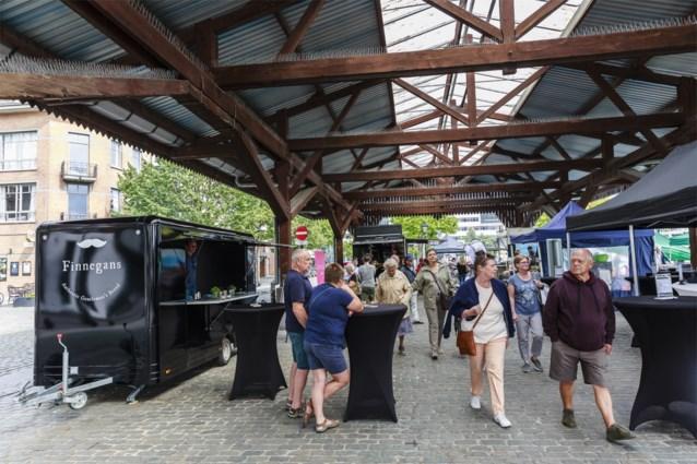 Stad blaast Dokmarkt op Eilandje nieuw leven in