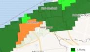 Tijdens zaterdagmarkt kleurt kuststad oranje op druktebarometer (en dat ligt onder meer aan de coronamaatregelen)