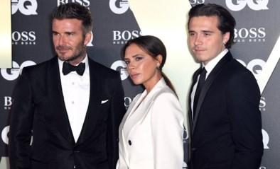 David en Victoria Beckham feliciteren zoon Brooklyn met zijn verloving