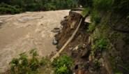 Meer dan 60 doden bij aardverschuivingen en overstromingen in Nepal