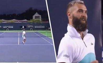 """Briljant of arrogant? Fransman Benoît Paire pakt uit met dé ingeving van het tennisjaar: """"Zo stiekem!"""""""