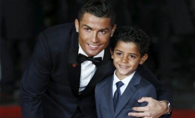 Tienjarige zoon van Cristiano Ronaldo heeft politieonderzoek aan zijn been en riskeert boete tot 3.000 euro