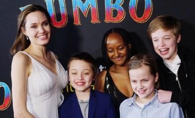"""Angelina Jolie prijst haar dochter Zahara: """"Ik heb zoveel van haar geleerd"""""""