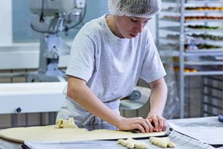 360.000 euro voor nieuwe bakkerij voor scholieren met beperking