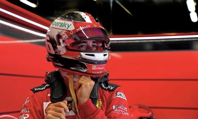 """Ferrari-teambaas na crash Vettel-Leclerc: """"Slechts mogelijke afsluiter van een al moeilijk weekend"""""""