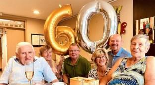 René en Annette zijn zestig jaar getrouwd