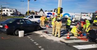 """AWV na ongeval met zes gewonden: """"Onderzoek naar werking verkeerslichten aan Den Doorn loopt nog"""""""