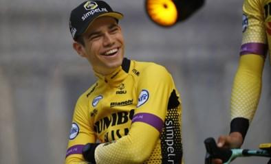 """Wout van Aert weet dat hem een zware taak wacht in de Tour: """"Gelukkig heb ik Tony Martin, die voor twee telt"""""""
