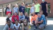 Zeventig kinderen beleven eerste schooldag midden in de zomervakantie