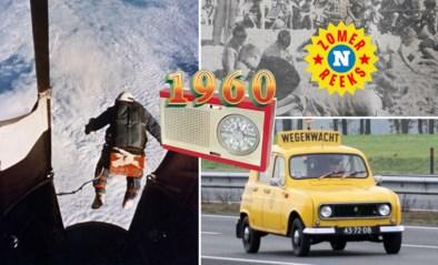 De zomer van 1960: een val van 32 kilometer en doodsbange ouders die hun kinderen binnen houden