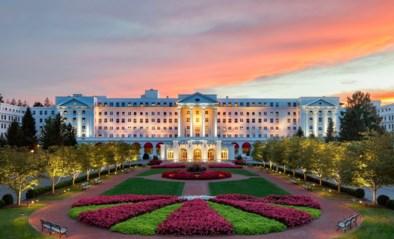 Uitvalsbasis voor Amerikaanse presidenten en schuilkelder voor politici: de Amerikaanse luxebubbel van Kim Clijsters en co