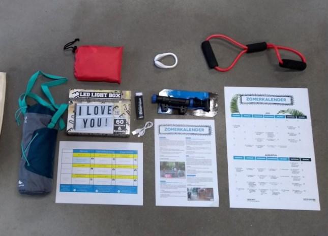 Kwetsbare tieners krijgen pakket met hippe gadgets