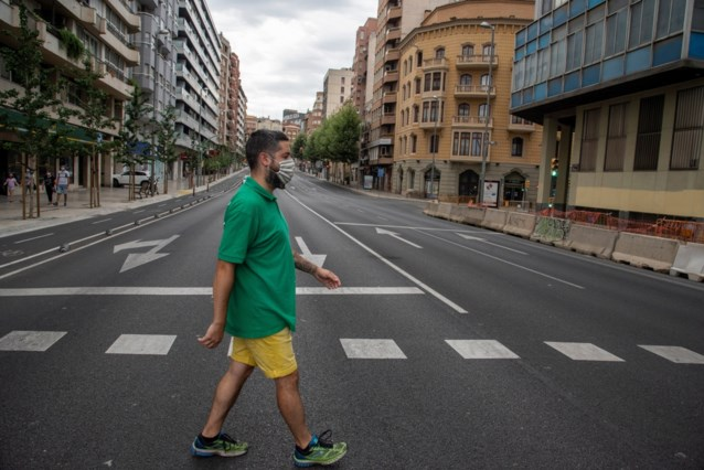 """Rechtbank schorst """"disproportionele"""" lockdown in Catalonië"""
