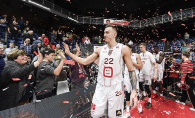Bekerwinnaar Telenet Giants Antwerp opent EuroCup Krasnodar