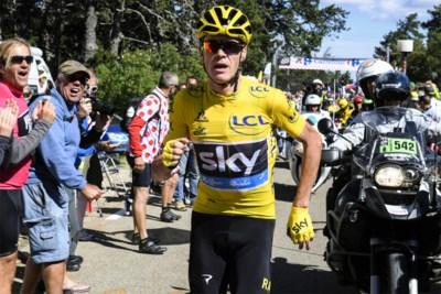 Vier jaar geleden in de Tour: Thomas De Gendt wint op Ventoux maar heel de wereld keek naar Chris Froome