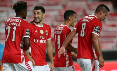 Portugese fiscus viseert topclub Benfica