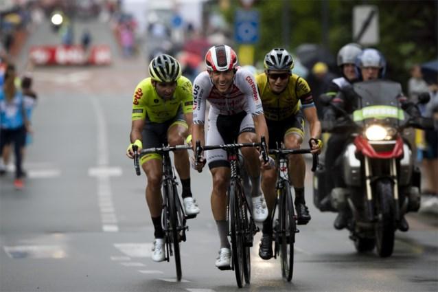 Burgemeester Ath wil Ronde van Wallonië niet in zijn stad, organisatie moet op zoek naar nieuwe aankomstplaats