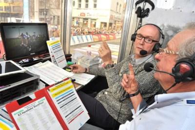"""José De Cauwer en Michel Wuyts voor eerst in jaren niet naar de Tour: """"Uitzonderlijke tijden vragen om uitzonderlijke maatregelen"""""""