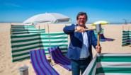 Dit weekend plaatsje op strand in Oostende? Reserveren vanaf morgen