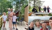 """Belgen in Zweden verrast door code rood: """"We moeten dagen met de kano varen voordat we weer kunnen vertrekken"""""""