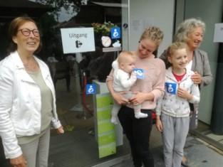 Borstvoedende mama's van harte welkom in Vlaams-Brabant