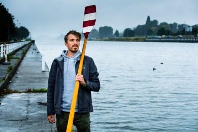 """Tim Brys focust zich na 'De container cup' weer op Tokio: """"Wij trainen op het kanaal, tussen de containerschepen"""""""