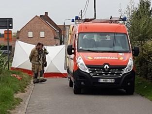 Dodelijk ongeval: man aangereden door bestelwagen van krantenbezorger