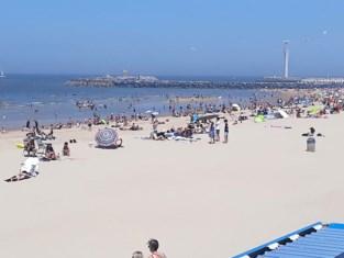 Stad Oostende activeert voor het eerst aanmeldingssysteem voor drukste stranden