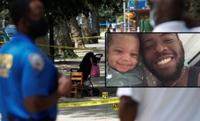 Peuter(1) in kinderwagen doodgeschoten in New York