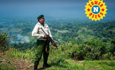 """700 rangers riskeren elke dag hun leven in het Virungapark: """"Vrouwen zijn de strafste scherpschutters die we hebben. Beter dan de mannen"""""""