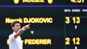 Vijf uur lang genieten: één jaar geleden won Roger Federer de bloedstollende finale die niet op zijn palmares staat