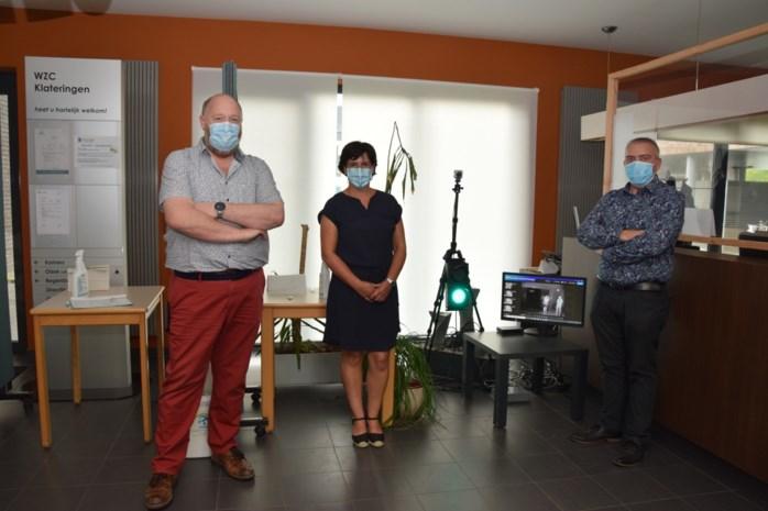 """Woon-zorgcentrum detecteert automatisch verhoogde lichaamstemperatuur bij medewerkers of bezoekers: """"Bij verhoging gaat licht op rood"""""""