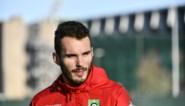 KV Oostende heeft bijna nieuwe doelman: Guillaume Hubert (26) is onderweg
