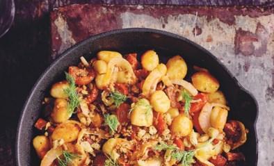 Foodbloggers presenteren hun favoriete zomergerecht: gnocchi met chorizo