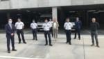 Zes nieuwe medewerkers bij politiezone Vlas