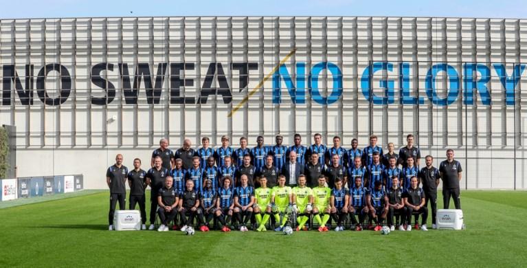 Twee opvallende afwezigen op ploegfoto van Club Brugge: Rezaei dicht bij transfer, ook Sagna ontbreekt