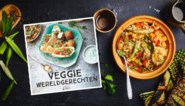 Wij waagden ons aan een vegetarische wereldreis in de keuken, maar zagen het niet goedkomen