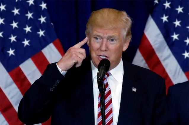 Ook blanken worden door de politie gedood, zegt Trump