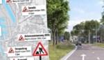Grote werven leggen strop rond noordoosten van Gent: zeven grote werken op enkele jaren