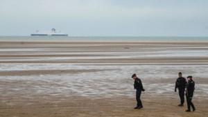 36 migranten gered van drie boten voor kust van Calais