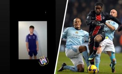 Zoon van gewezen Manchester City-speler naar Anderlecht?