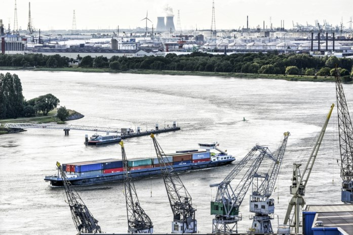 19 miljoen Europese steun voor Antwerpse binnenvaart