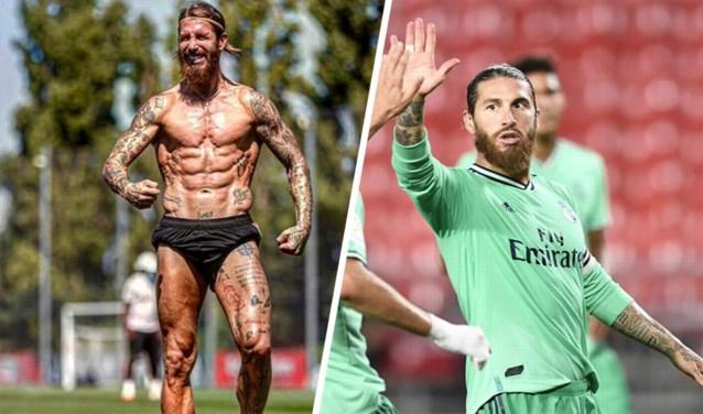 """Real-kapitein Sergio Ramos lijkt klaar om tegenstander met huid en haar op te vreten, en titel te pakken: """"Nu is het onze beurt"""""""