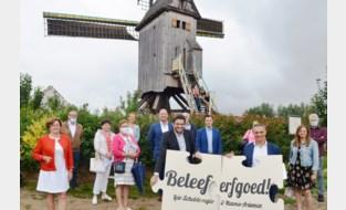 """Leie-Schelde en Vlaamse Ardennen promoten samen erfgoed: """"We hebben hetzelfde DNA"""""""