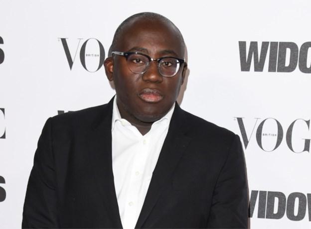 Zwarte hoofdredacteur van Britse Vogue mag kantoorgebouw niet binnen