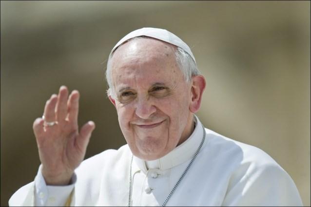 """Paus Franciscus noemt Libië onvoorstelbare """"hel"""" voor migranten"""
